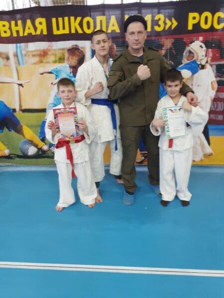 Воспитанники клуба «Атаман» успешно выступили на двух масштабных турнирах по каратэ