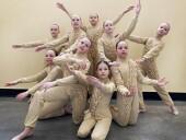 Хореографический коллектив Центра детского творчества стал победителем сразу трёх конкурсов