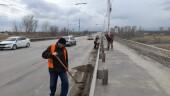 С приходом тепла в Волгодонске возобновилась уборка улиц и дорог города