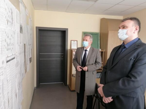 Виктор Мельников оценил проекты повышения эффективности на предприятиях городского хозяйства