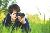 Прием работ на конкурс детских фотографий «В объятиях природы» завершается 10 марта