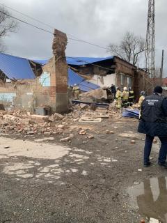 В Сальске возбуждено уголовное дело по факту смерти двух человек при производстве ремонтных работ в помещении
