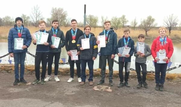 Спортсмены отделения гребного слалома СШОР N 29 Волгодонска показали отличные результаты на первенстве Ростовской области