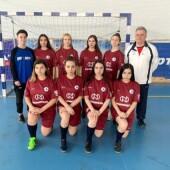 III этап общероссийского проекта «Мини-футбол – в школу»: спортсменки из Волгодонска достойно представили донской регион и заняли второе место