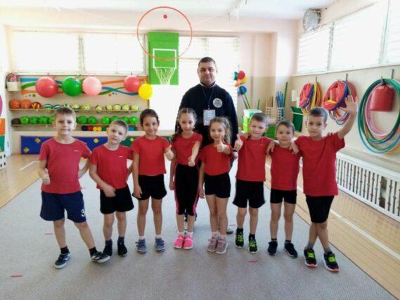 «Первые шаги в спорт начни с ГТО»: воспитанники всех детских садов Волгодонска сдали нормативы спорткомплекса