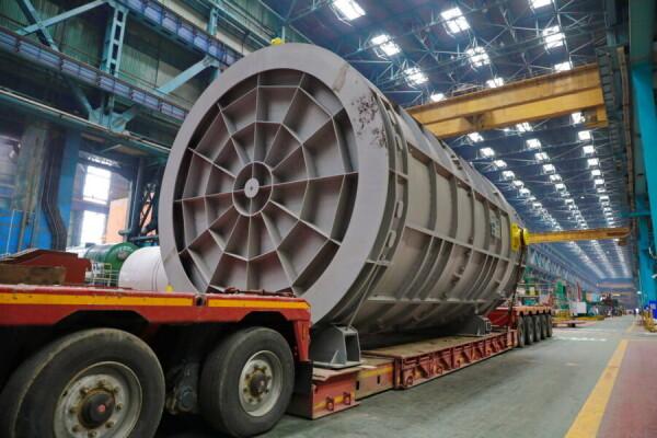 Атоммаш отгрузил оборудование для первого реактора АЭС «Аккую»