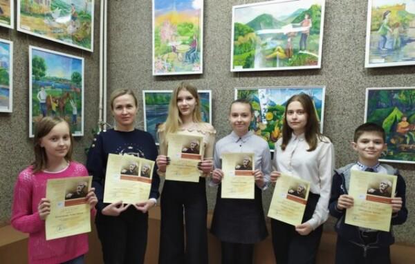 Юные художники из Волгодонска стали лауреатами и дипломантами международного конкурса детского художественного творчества имени Алексея Кузнецова в Уфе