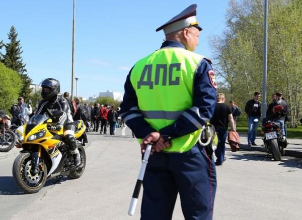 С 15 по 17 апреля будет проводиться профилактическое мероприятие «Мотоциклист»