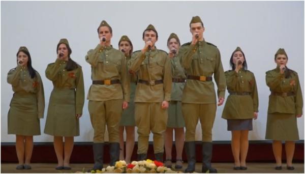 В Волгодонске прошел муниципальный этап областного конкурса «Гвоздики Отечества 2.0»