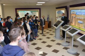 Ростовская АЭС: в информационном центре атомной станции прошел открытый урок для школьников из Волгограда