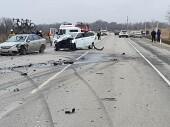 На трассе Ростов — Волгодонск подвыпивший водитель иномарки спровоцировал ДТП с пострадавшим