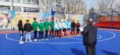 Муниципальный этап Спартакиады Дона: в соревнованиях по стритболу приняли участие 55 волгодонцев
