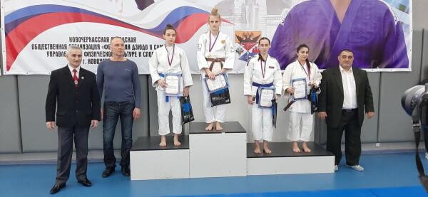 Лайла Тагиева из Волгодонска стала бронзовым призером Чемпионата по дзюдо