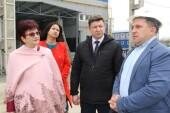 Представители фракции «Единая Россия» посетили завод по производству модульных стальных башен для ветроэнергетических установок