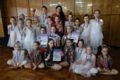 Воспитанники Школы искусств «Детский центр духовного развития» приняли участие во Всероссийском фестивале-конкурсе «Танцевальный Олимп»