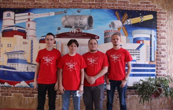 Команда ВИТИ НИЯУ МИФИ вошла в тройку лидеров в Международном инженерном чемпионате CASE-IN