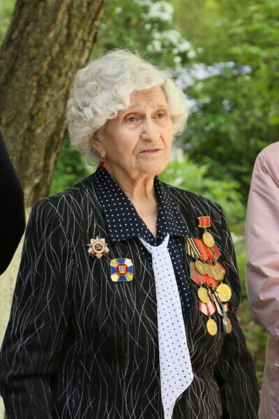 Победители: Валентина Тихонова обеспечивала связь на Потсдамской конференции