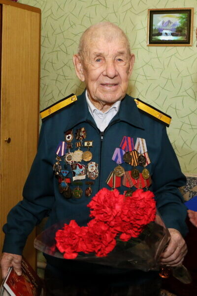 Победители: сын полка Клим Неополькин