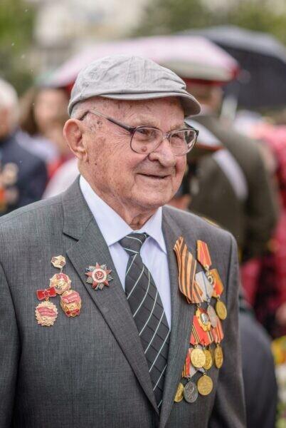 Победители: молодой старшина Федор Доля