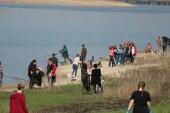 Экологическая акция «Вода России»: с береговой линии Сухо-Соленовской балки вывезли более 10 кубометров мусора