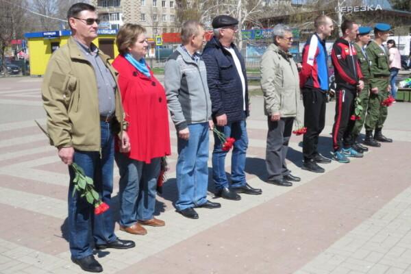 Волгодонцы почтили память Героя России Сергея Молодова