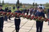 Останки 88 воинов, погибших в годы Великой Отечественной войны, захоронены на территории музейного комплекса «Самбекские высоты»