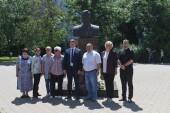 Волгодонцы почтили память строителя Юрия Чечина