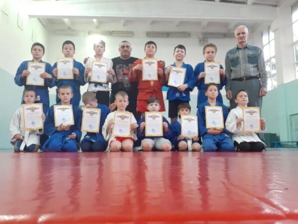В Волгодонске прошли показательные выступления и мастер-класс по дзюдо и самбо