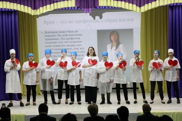 Министр здравоохранения Ростовской области дал высокую оценку волгодонскому проекту «Белый халат»