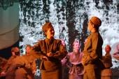 В ДК «Октябрь» для студентов ВИТИ НИЯУ МИФИ состоялась акция-концерт «Память поколений»