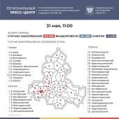 Число инфицированных COVID-19 на Дону увеличилось на 176