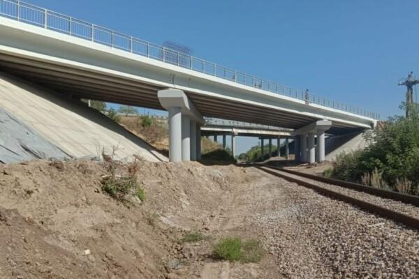 Донской минтранс планирует построить три путепровода через железную дорогу в Веселовском и Цимлянском районах