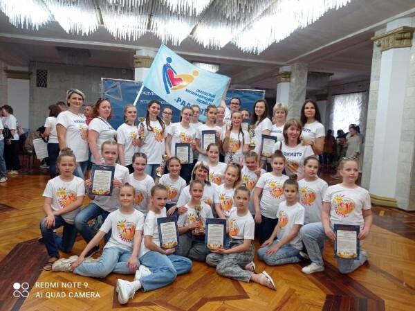 16 мая в г.Ростове-на-Дону прошел международный хореографический грантовый конкурс «Короли танцпола»