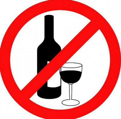 В День последнего звонка установлен полный запрет розничной продажи алкогольной продукции
