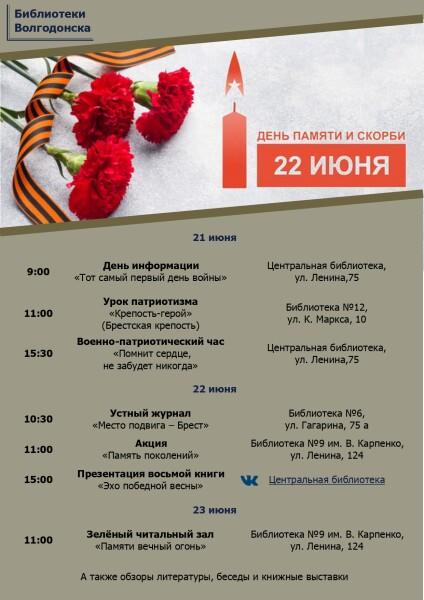 22 июня — 80 лет с начала Великой Отечественной Войны