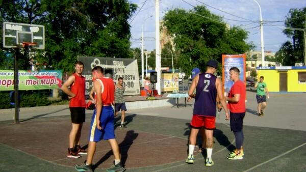 В Волгодонске состоялся фестиваль в честь Всероссийского Олимпийского дня