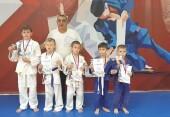 5 медалей завоевали волгодонские дзюдоисты на открытом первенстве по дзюдо в Таганроге