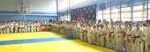 В открытом городском турнире по рукопашному бою приняли участие 190 юных спортсменов