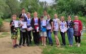 Команда Ростовской области стала победителем первенства ЮФО по гребному слалому