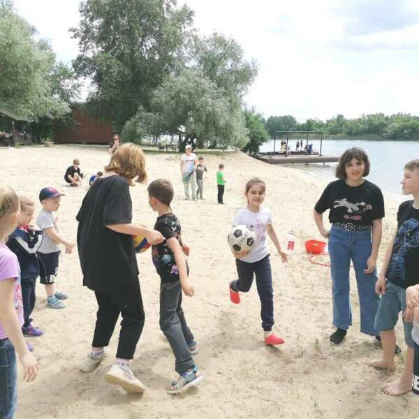 100 шагов к здоровью: для детей-диабетиков и их родителей организовали праздник на берегу Дона