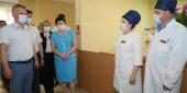 В Волгодонске введено в работу отделение рентгенодиагностики и дневного стационара онкодиспансера
