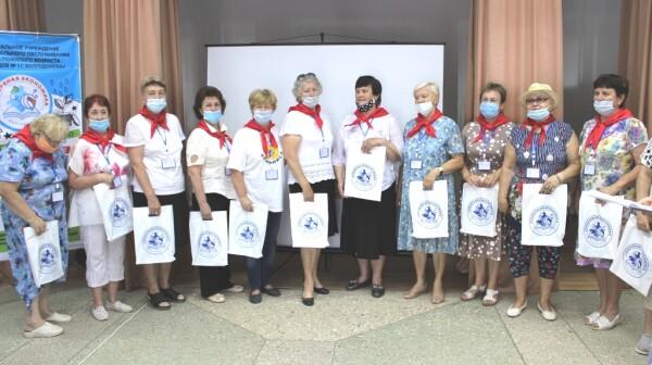 В ресурсном центре «Активное долголетие» стартовал социальный проект «Серебряная экономика в Волгодонске»