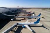 Аэропорт Платов перешел на летний режим работы, увеличилось количество рейсов