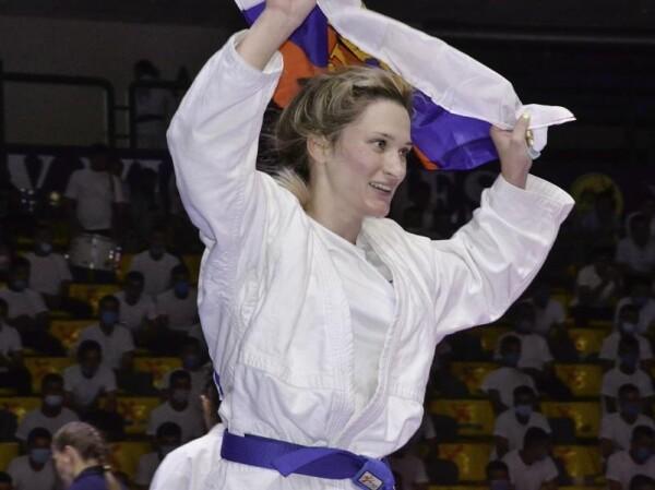 Волгодонская спортсменка Анна Новикова стала чемпионкой мира по рукопашному бою