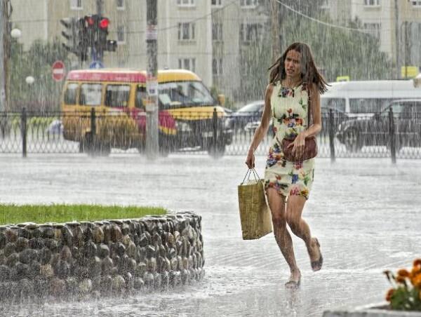 В Ростовской области прогнозируют дождливую и жаркую погоду