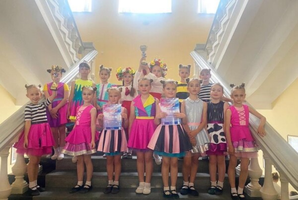 Волгодонские юные танцовщицы стали лауреатами всероссийского конкурса