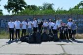 Ростовская АЭС: более 100 человек приняли участие в экологической акции «Чистый берег»