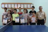 В СЮТ прошел турнир по настольному теннису