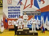 Воспитанники клуба «Барс» завевали награды на открытом Всероссийском фестивале массового спорта «Содружество»