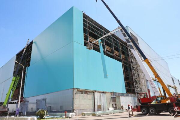 Главный производственный корпус Атоммаша изменит свой облик
